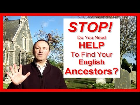Find Elusive English/Welsh Ancestors - Family History Tips