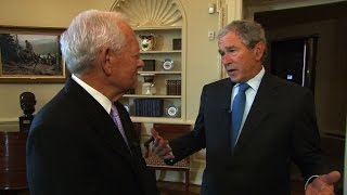 George W. Bush on the loss of his sister, Robin, to leukemia
