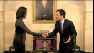 Jimmy Fallon vs Michelle Obama in Let