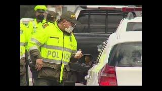Irresponsables en cuarentena: van más de 600 conductores sancionados y 300 carros inmovilizados