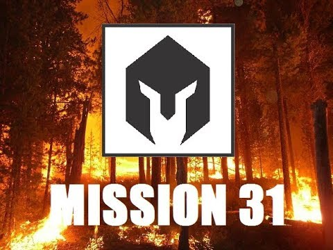 Battlbox survival and tactical gear box review: Mission 31 Community and wildfire protection