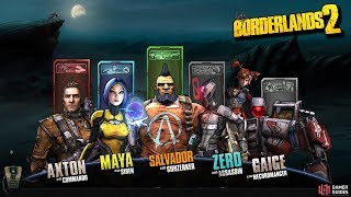 Best skills in borderlands 2 HD Mp4 Download Videos - MobVidz