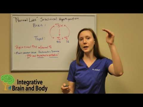 Why Do You Still Have Thyroid Symptoms When Your Lab Tests Are Normal?