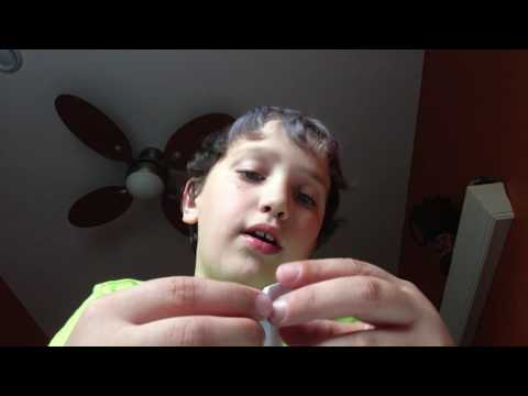 How to make a paper pocketknife