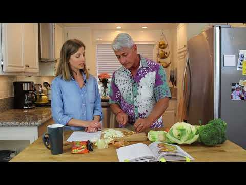 Casual Weeknight Veggie Curry with Greg Louganis!
