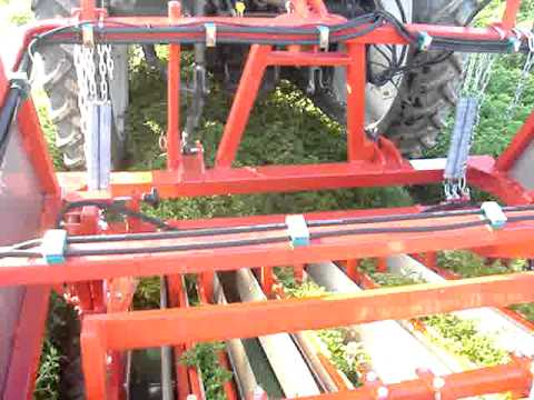 Simon Machines Parsley Harvester 1