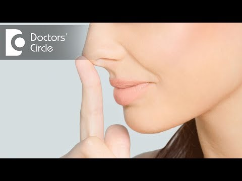 Role of facial exercises for nose shape changes in adult - Dr. Satish Babu K