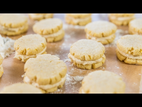 Cornmeal + Honey Cookies | February Cookie of the Month