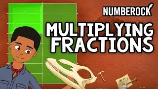 Multiplying Fractions Song Rap Video By Numberock