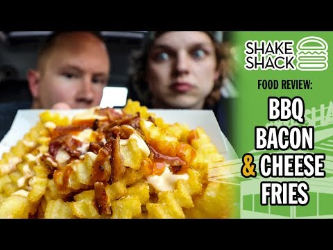 Shake Shack's BBQ Fries Food Review | Season 5, Episode 58