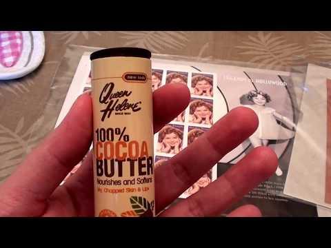 SCARS, ACNE SCARS, DARK SPOTS, ANTI AGING Queen Helene 100% Cocoa Butter Moisturizer Stick