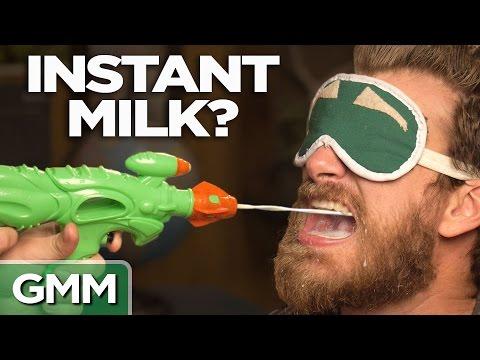 Instant Food Taste Test