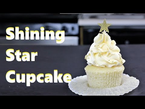 Shining Star Cupcakes | CHELSWEETS