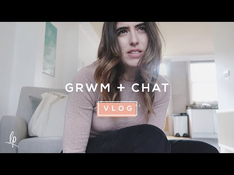 GET READY WITH ME + CHAT | Lily Pebbles