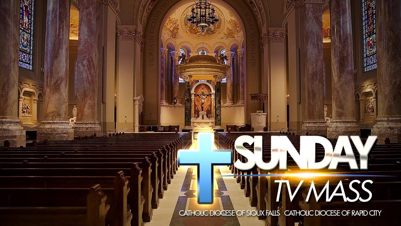 Sunday TV Mass - March 22, 2020 - Fourth Sunday of Lent