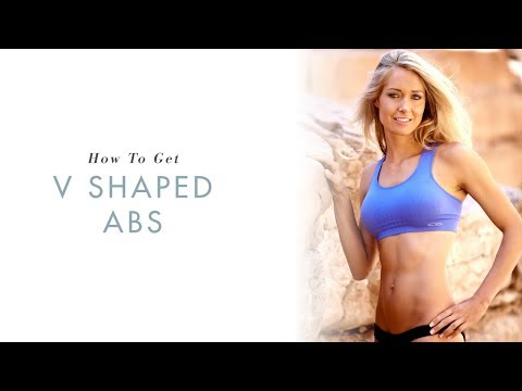 One Simple Movement To Get V-shaped Abs