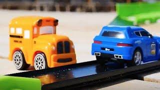 Speedy ve Bussy   Audi A1 yapıyor