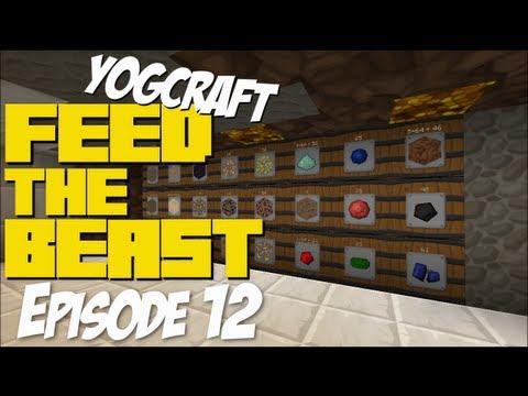 FTB: Feed the Beast - Episode 12: Barrels!