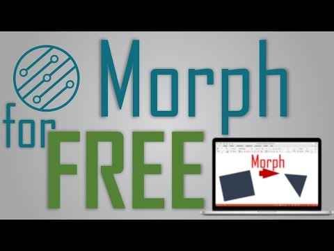 Use Morph Transition in PowerPoint 2016 | FREE DOWNLOAD