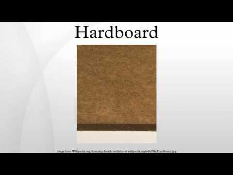 Hardboard
