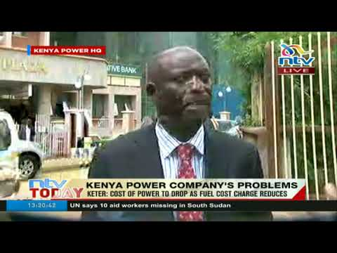 CS Keter, ERC, Kenya Power address electricity issues