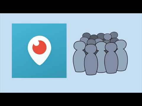 What Is Periscope? How To Use Periscope Live Video App - HTVC Course