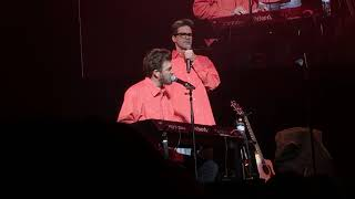Download The Shirt Song - Rhett and Link Live Video