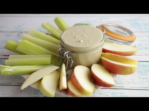 HOMEMADE ALMOND BUTTER AND TAHINI