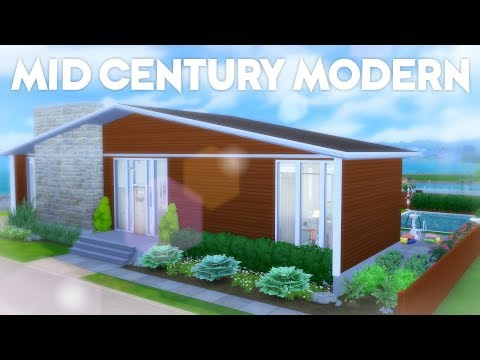 DANDY FAMILY HOME // Upgrowth Challenge 1950s // The Sims 4 Speed Build