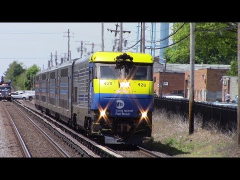 LIRR: May Railfanning at New Hyde Park