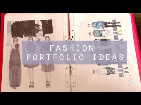 BA Fashion Design Portfolio Research Ideas (First class degree)