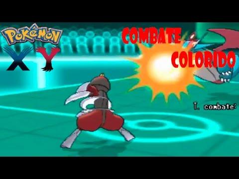 Pokèmon X/Y: Combate Colorido ¡BISHARP THE KILLER!