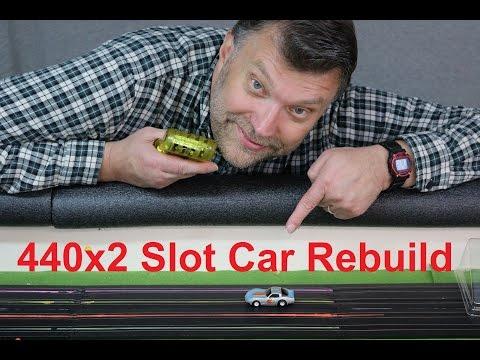 HO Slot Car Tear-down: 440x2 Edition (Finale)