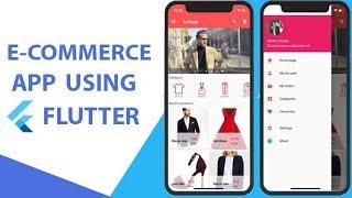 23  Flutter e-commerce app backend: Firebase set up - PakVim