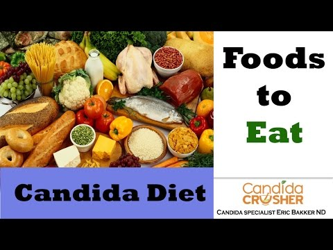 Candida Foods To Eat: Best Foods To Eat With Candida Diet (2018)