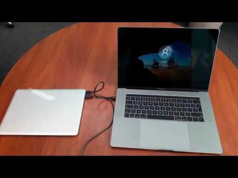 Line Dock Boot MacBook Pro 15