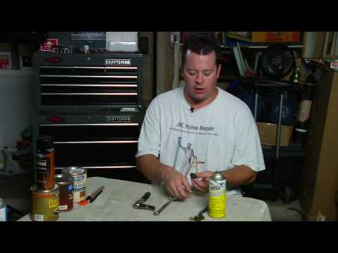 Home Improvement & Repair Tips : How to Loosen Rusty Nuts & Bolts