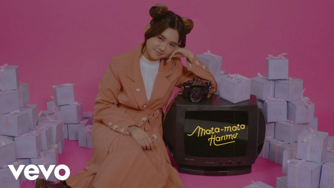 Ziva Magnolya - Mata-Mata Harimu (Official Lyric Video)