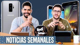 Noticias: Cámara y hardware S9, diseño P20, Nokia 6 2018 y adiós LG G7