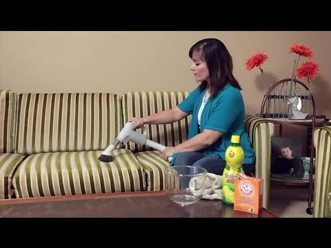 How to Clean Velvet Upholstery : Home Cleaning