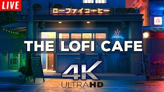 4K 🔴 Lofi Hip Hop Beats 24/7 Radio | No Copyright Lofi Beats to sleep/ study to