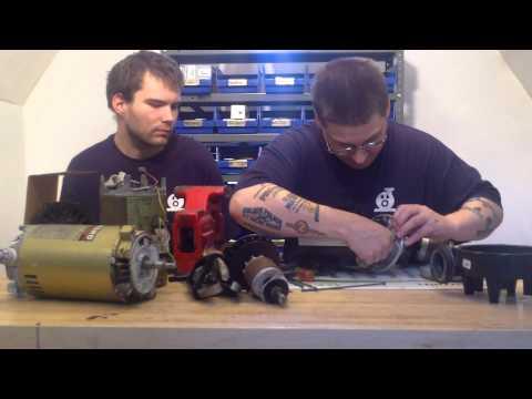 Pool Pump Tutorial [ Hayward ] - How to Rebuild Pool Pump Motor 101