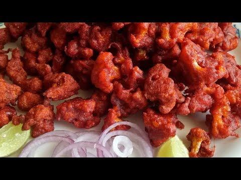 Cauliflower 65 | Cauliflower fry | Gobi 65 in Tamil | காலி பிளவர் 65