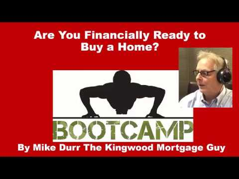 Are You Financially Ready To Buy A Home?