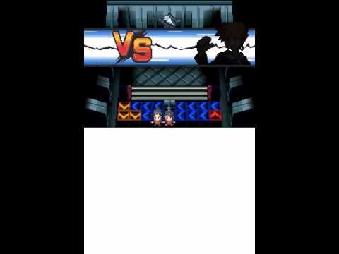 [Pokemon HeartGold] Viridian City - Viridian City Gym Battle