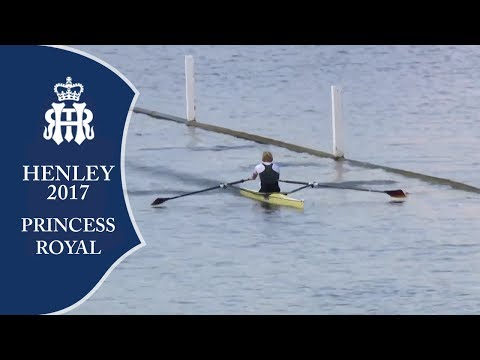 Thiele v Janssen - Princess Royal | Henley 2017 Semi-Finals