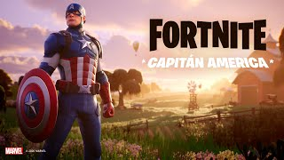 Llega el Capitán América | Fortnite
