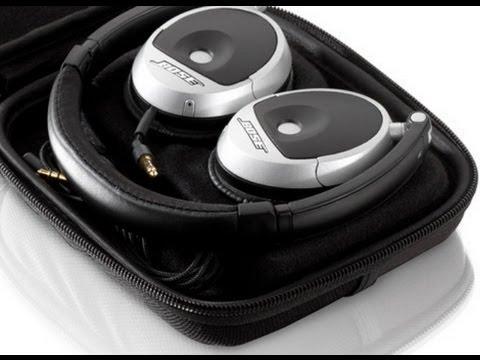 Bose OE Headphones Unboxing