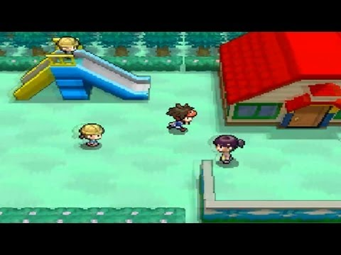 Pokemon White 2 Part 70 Route 3 and the Pokemon Daycare