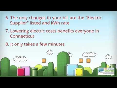 Reason to Switch to a New Electric Supplier
